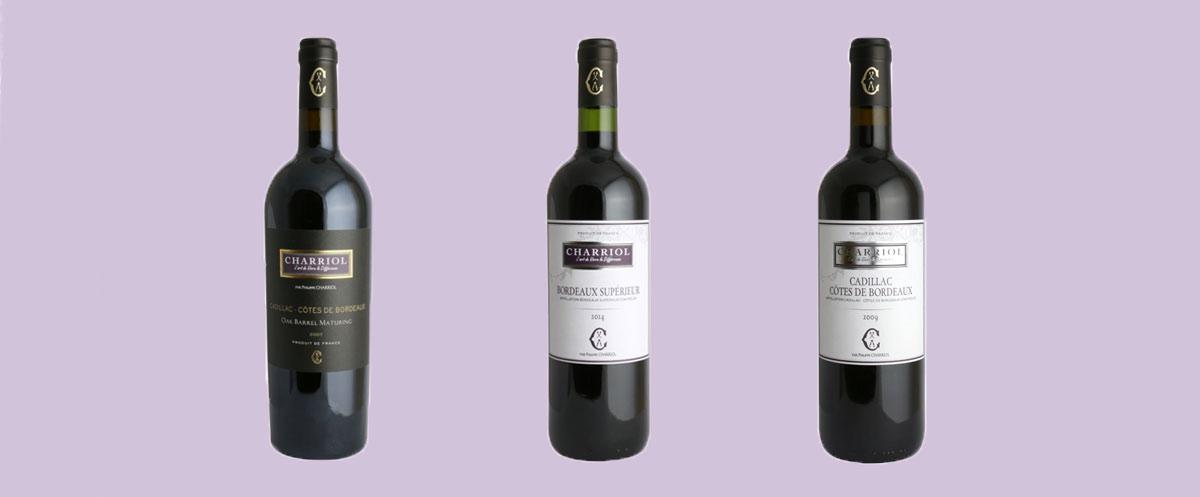 Charriol-wines